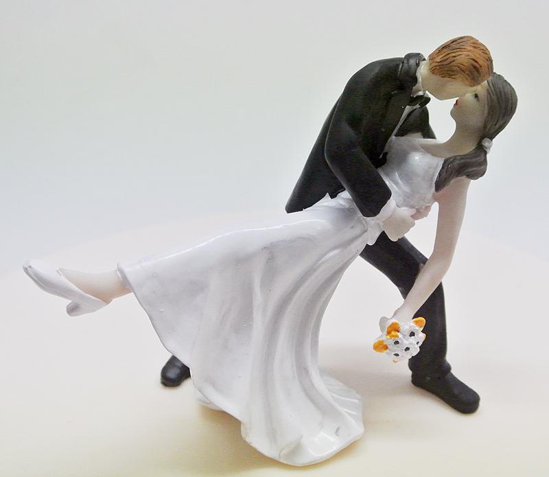 Hochzeitspaar tanzend