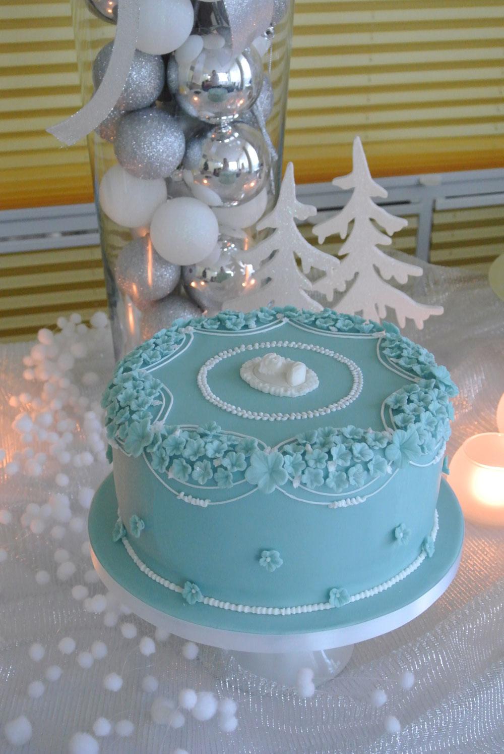 Vintage Torte